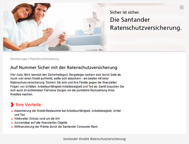 santander consumer bank erfahrungen test kunden. Black Bedroom Furniture Sets. Home Design Ideas