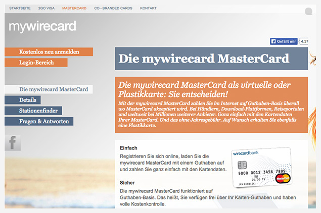 wirecard bank hotline