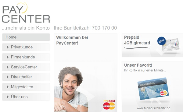 PayCenter im Test 2016