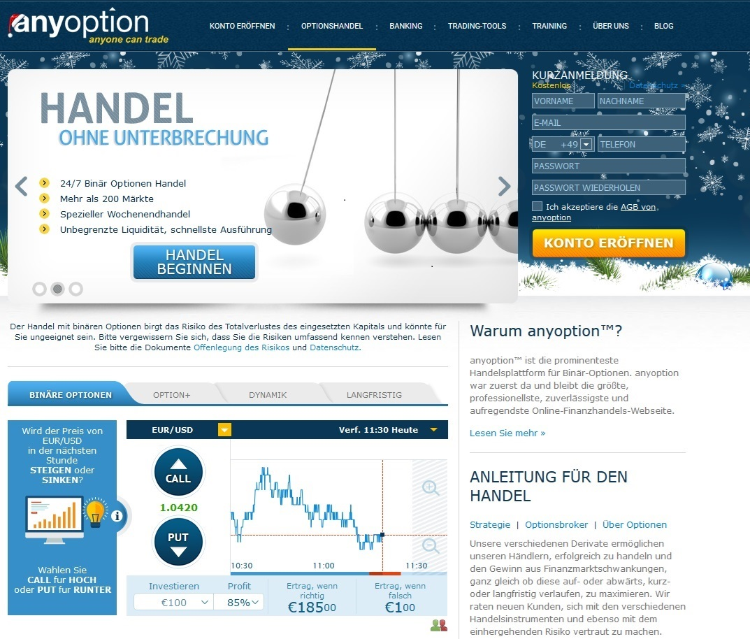 Mid-price and probability in binary options