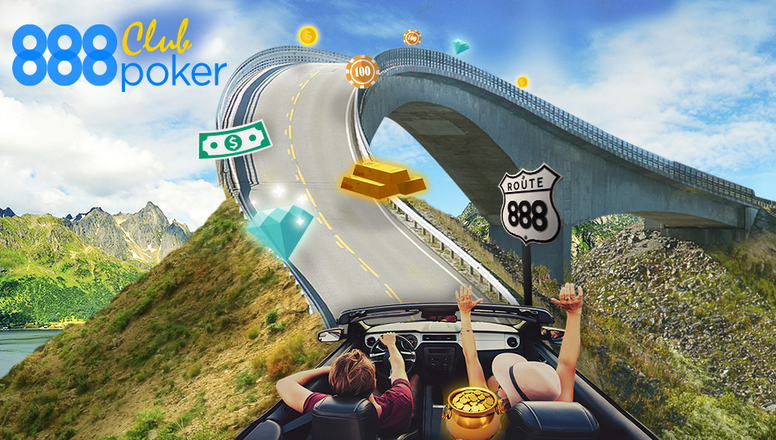 888poker Club Route