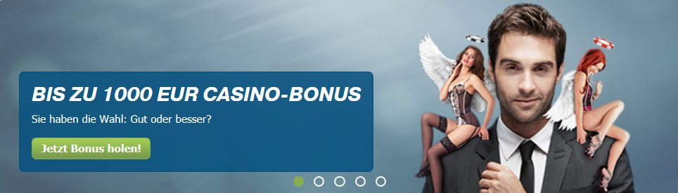 bet-at-home Casino Bonus Neukundenbonus Aktion Promotion