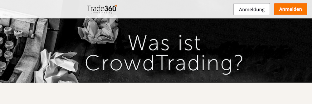 Trade360 Crowd-Trading