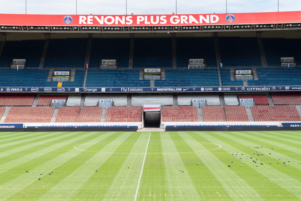 Paris Saint Germain Stadion