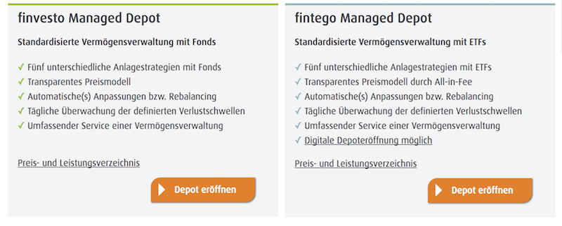 finvesto Managed Accounts